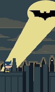 玩漫畫App|Batman Pixel Live Wallpaper免費|APP試玩