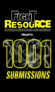 1001 Submissions Disc 21- screenshot thumbnail