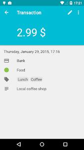 Financius - Expense Manager v0.9.11