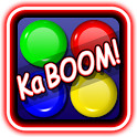 Buttons KaBOOM! Free icon