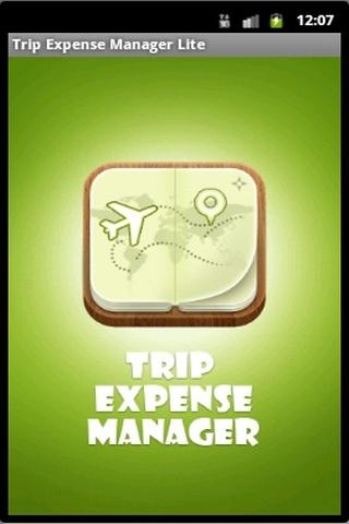Trip Expense Manager - Lite