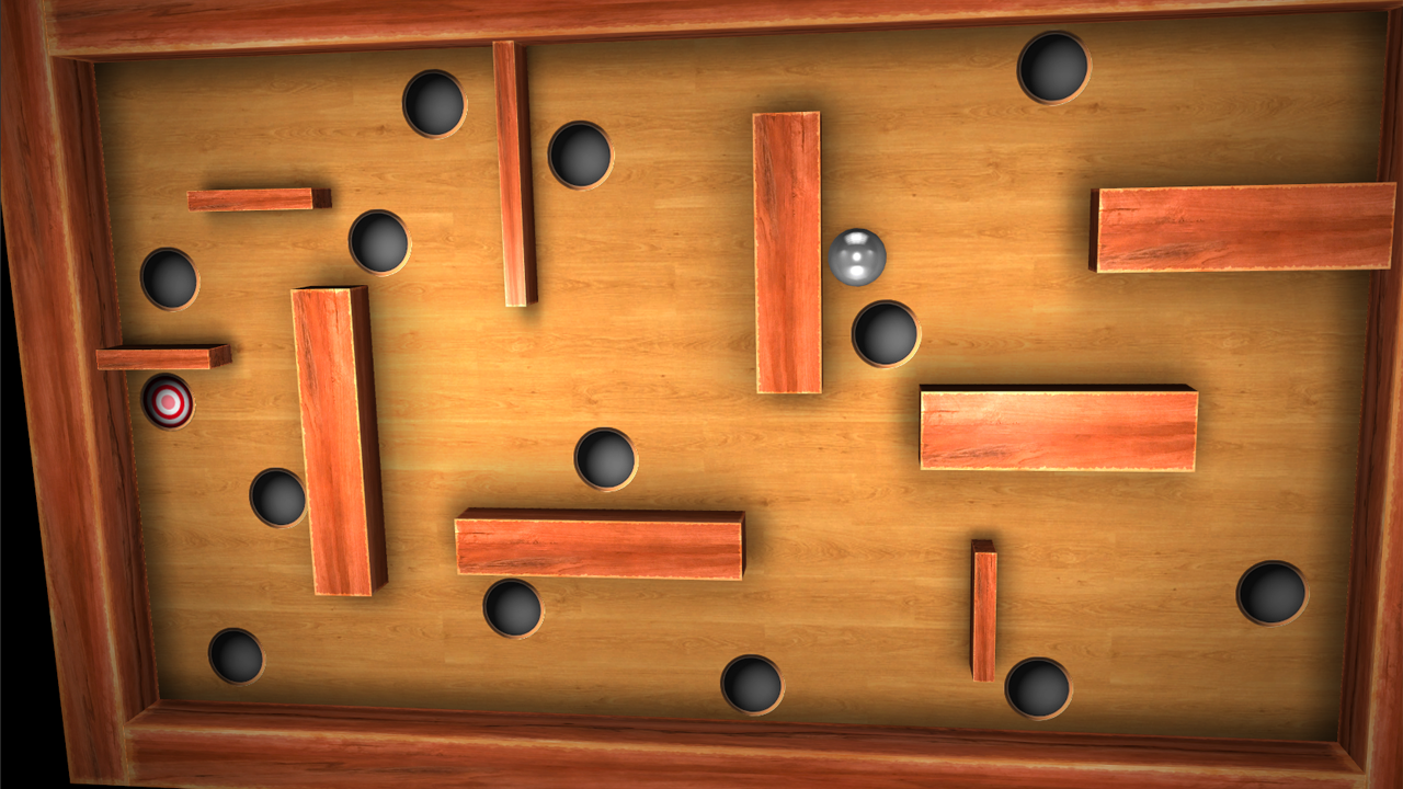 Crazy Labyrinth 3D - Lite - screenshot