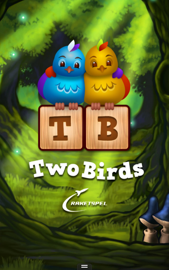 Two Birds – the word game- screenshot