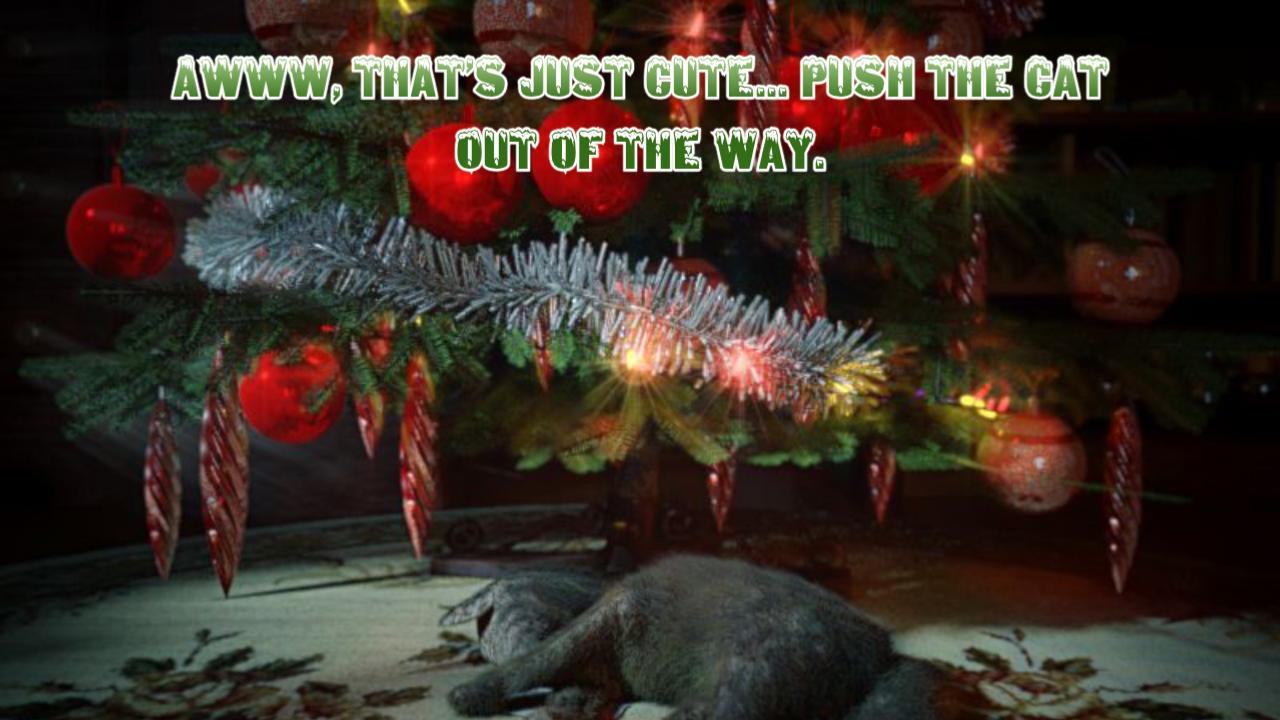 Interactive Santa- screenshot