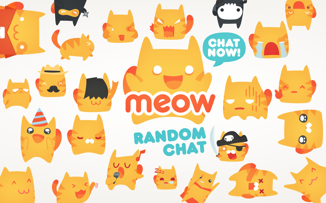 Meow Chat - Fun Random Instant - screenshot