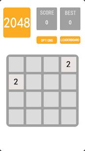 阿榮福利味- [新進軟體] 2048 電腦免安裝版2.0 - 爆紅數字拼圖益智遊戲...