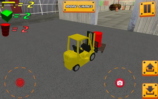 Forklift Sim 3