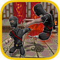 Ninja Fighting 3D icon