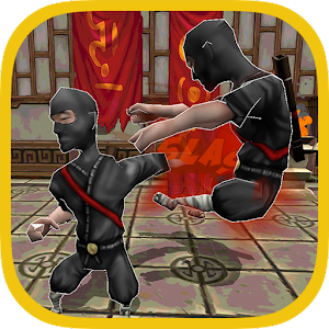 Ninja Fighting 3D for PC and MAC