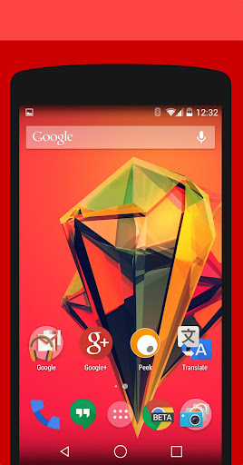 Objects Red PA CM11 Theme