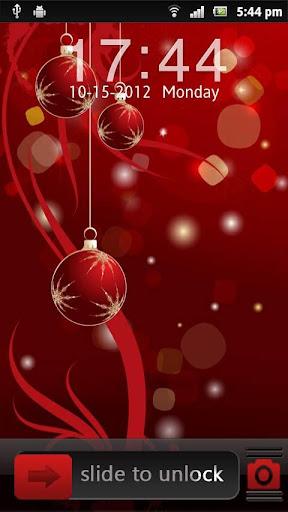 クリスマスシーズンゴーロッカー