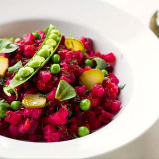 Spanish Vegetable Salad Recipes.