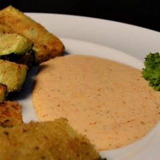 Spicy Spicy Ranch Dressing.