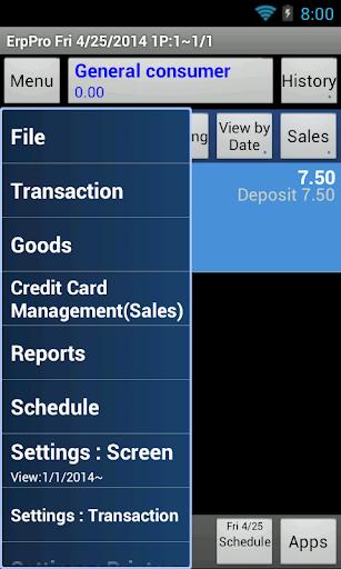 ErpPro - Invoice Estimate