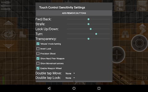 RTCW-Touch v1.4.1