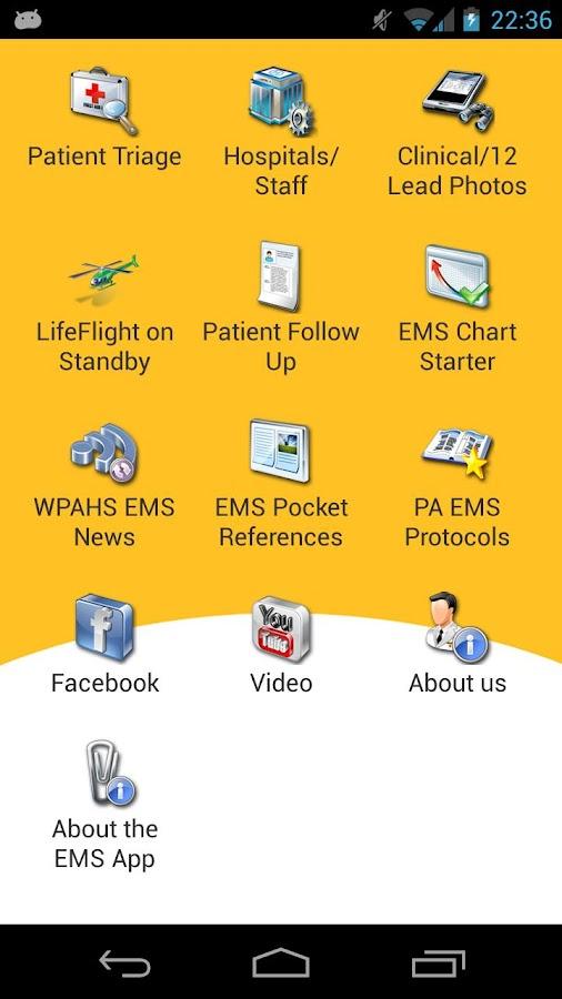 EMS Field Partner - screenshot