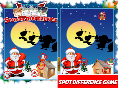 Christmas Games Puzzle For Kid- screenshot thumbnail