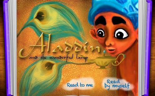 Aladdin Wonderful Lamp