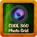 Cool 360 Photo Grid icon