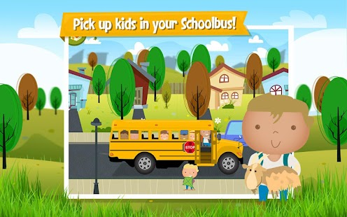 Tiny Drivers: Schoolbus- screenshot thumbnail