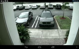 Screenshot of Viewtron CCTV DVR Viewer App