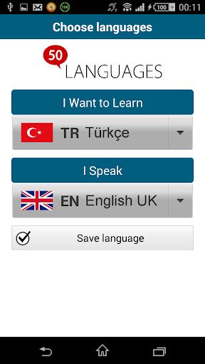 土耳其语 50种语言