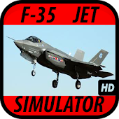 Flight Simulator Jet Fighter
