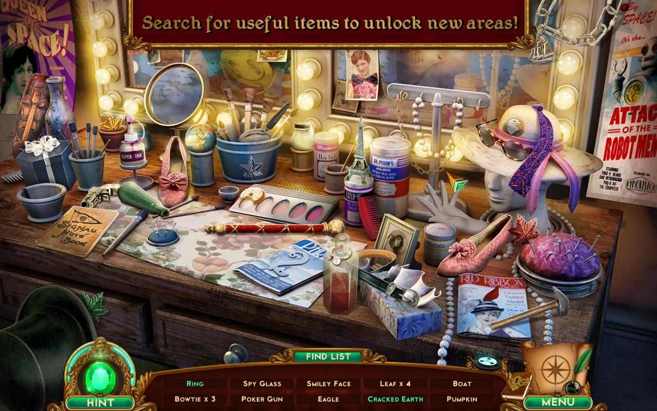 The Emerald Maiden- screenshot