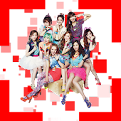 SNSD Photo Effects