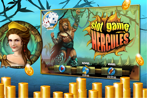 Hercules - Slot Game - screenshot
