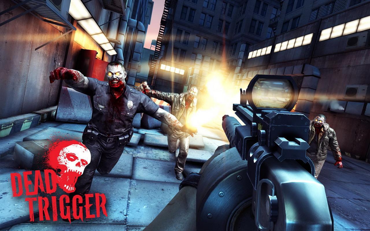 DEAD TRIGGER screenshot #5