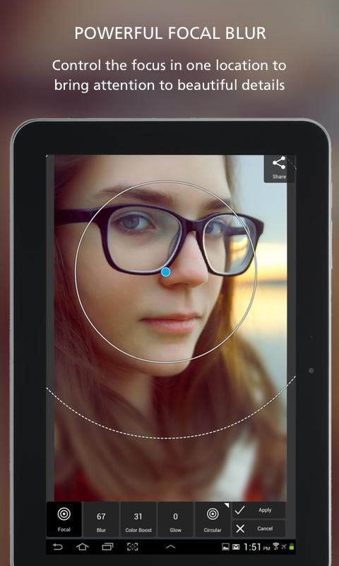 Autodesk Pixlr – photo editor - screenshot