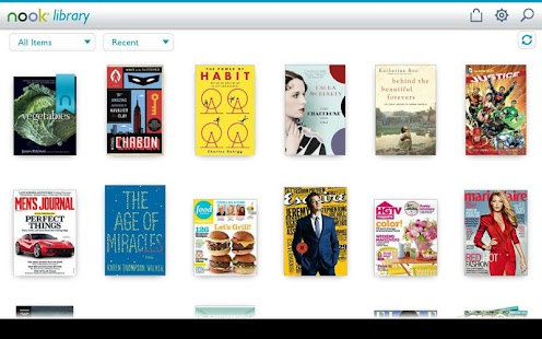 NOOK – Read Books & Magazines - screenshot thumbnail