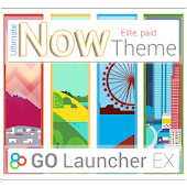 Ultimate Now GO Launcher Theme