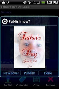 Father's Day InstEbook screenshot 4