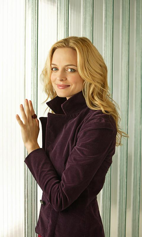 Heather Graham HD wall+slide - screenshot