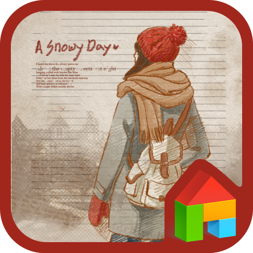 피피노트(세미캐쥬얼) 도돌런처 테마 個人化 App LOGO-APP試玩
