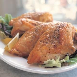 Salt and Pepper Chicken.