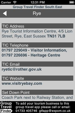 GTF South East England- screenshot