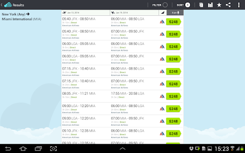 Skyscanner Screenshot 20