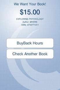 Sell Books Camosun College- screenshot thumbnail
