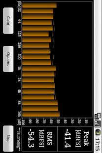 RTA Audio Analyzer - screenshot thumbnail