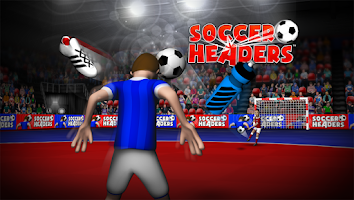 Screenshot of Soccer Headers