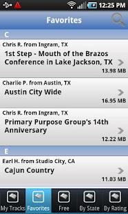 AA Speakers To Go (Alcoholics)- screenshot thumbnail