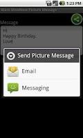 Screenshot of Greetings