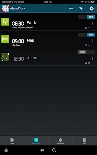 Timers4Me - Timer & Stopwatch- screenshot thumbnail