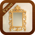 Mirror Live Wallpaper HD Free icon