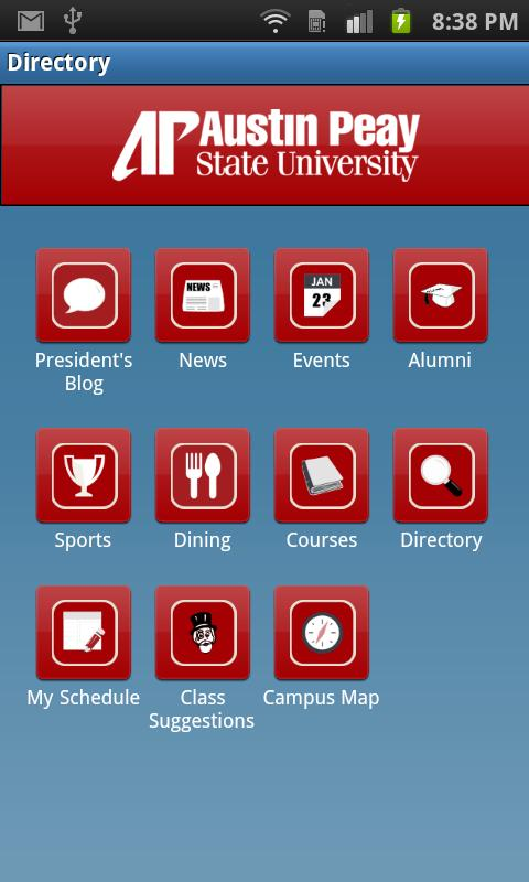 Peay Mobile - screenshot