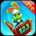 Wonder Bunny Math School PreK icon