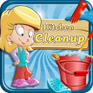 Kids Cleanup Games Kitchen for Android